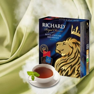 ⭐Фантастические чайные наборы ко Дню Учителя!⭐ — Чай Richard — Чай
