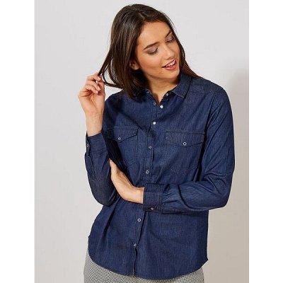 Одежда для Франции для всей семьи! — Женщины. Рубашки, блузки. — Рубашки
