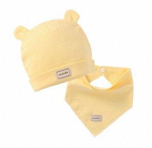 Набор шапочка и платок