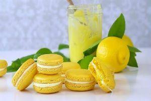 Крем Лимон вес 200 гр