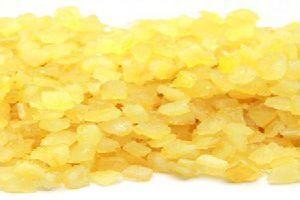 Кубики цукатные из ЛИМОННОЙ цедры вес 100 гр.