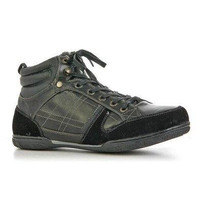 Распродажа обуви и одежды - финальный сток, скидка до 80% — мужские кеды — Текстильные