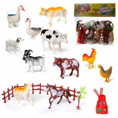 Магазин игрушек. Огромный выбор для детей всех возрастов — Фигурки животных, насекомых, динозавров — Фигурки