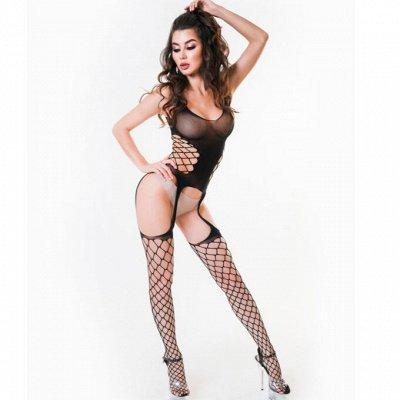 Be Sexy нижнее белье от S до XXXL. Ликвидация -50%.  — Костюмы и платья в сетку — Белье, одежда и обувь