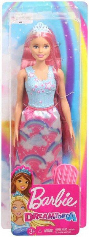 Кукла Mattel Barbie Принцесса с прекрасными волосами3