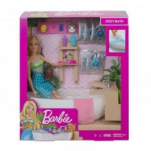 Игровой набор Mattel Barbie СПА салон7