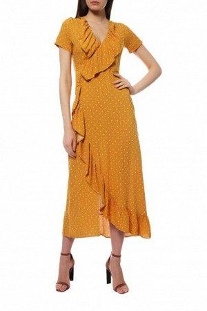 Платье 865 Горчичный