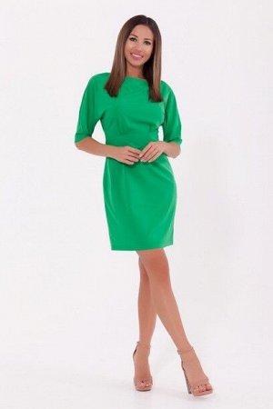 Платье 247 Ярко-зеленый/яблоко