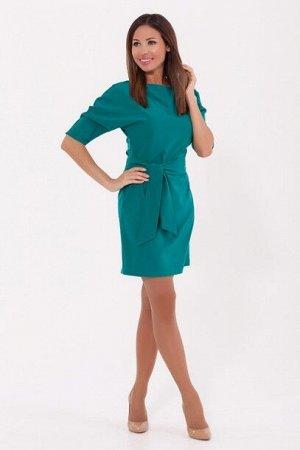 Платье 247 Морская волна/Зеленый
