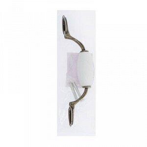 Ручка скоба Ceramics 012 LIGHT, 76 мм, керамическая, цвет бронза