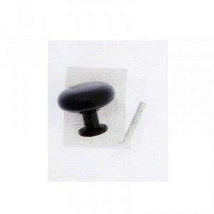 Ручка кнопка РК120BL, черная