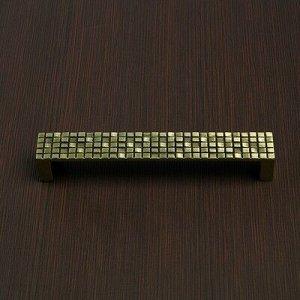 Ручка-скоба RS-019, 135*21,8*21,1 мм, размер 128 мм