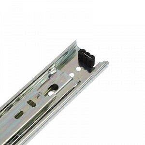 Шариковые направляющие полного выдвижения, L=300 мм, Н=45 мм, 2 шт. в наборе