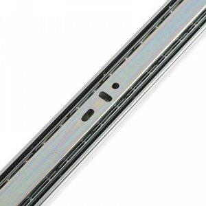 Шариковые направляющие 450 мм, h=35 мм, 0.8 мм
