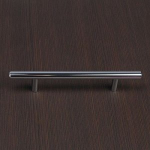 """Ручка-рейлинг """"8925 D-10 (96)"""" 14.208.02, цвет хром"""