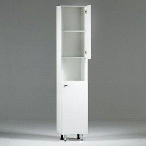 Пенал Вега 3600 белый, 36 х 30 х 181 см