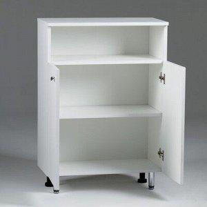 Комод Вега 5002 белый, 50 x 30,3 x 85,4 см