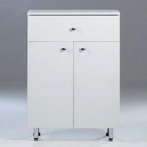 Комод Вега 5001 белый, 50 x 30,3 x 85,4 см