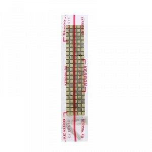 Ручка-скоба RS-019, 104*21*21 мм, размер 96 мм