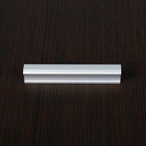 Ручка скоба РС125, м/о 64 мм, цвет матовый хром