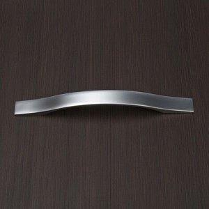 Ручка-скоба B31-160(B) DC (серебро)