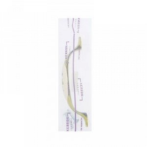 Ручка-скоба с фарфором SF02-06, 96мм, бронза