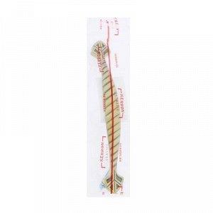 Ручка-скоба RS-022, 162*22*25,5 мм, размер 128 мм