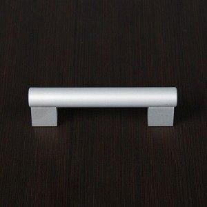 Ручка скоба РС116, м/о 96 мм, цвет матовый хром
