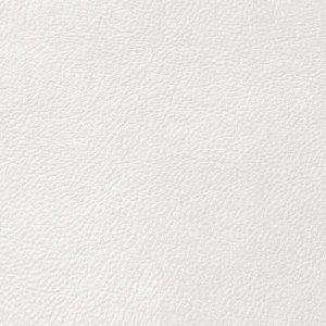 Тумба для обуви Лайт, 1055х315х510, Дуб сонома/Белый/Белый кожзам
