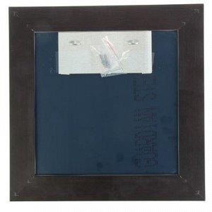 Зеркало «Венге», настенное 42?42 см, рама МДФ, 55 мм