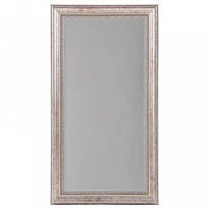 Зеркало в багетной раме, 90х50 см с фацетом
