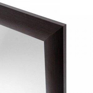 Зеркало «Венге», настенное 60?120 см, рама 55 мм