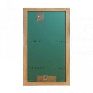 Зеркало «Дуб», настенное 60?120 см, рама МДФ,55 мм
