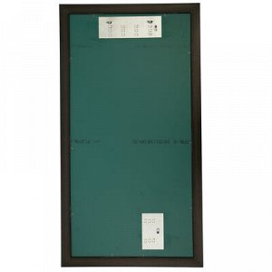 Зеркало настенное «Медальон», белое, 60?110 cм, рама пластик, 43 мм