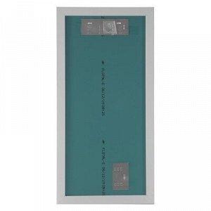 Зеркало настенное «Альпы», 55х110 см, рама МДФ, 55 мм