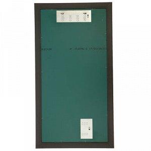 Зеркало настенное «Монако», серебро, 60?110 см, рама пластик, 50 мм