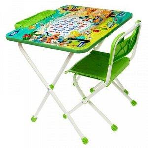 Набор мебели «Disney. Микки Маус и его друзья», стол, пенал, стул