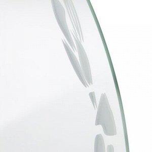 Зеркало, настенное, с пескоструйной графикой, 60?80 см