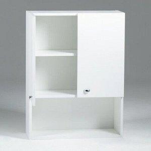 Шкаф Вега 6004 белый, 60 х 24 х 80 см