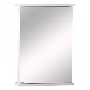 Шкаф-зеркало Милана 50 универсальное открывание