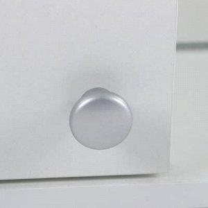 Шкаф-зеркало 60, универсальное