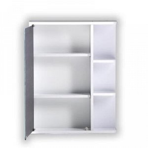 Шкаф-зеркало Стандарт-55 правый