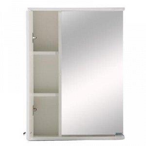 Шкаф-зеркало Классик 50 левый