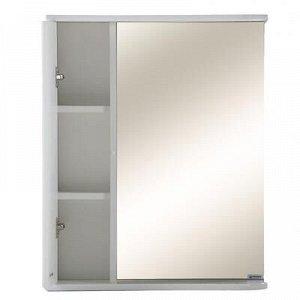 Шкаф-зеркало Классик 55 левый