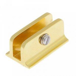 """Крепление полки """"8908"""" малый, цвет золото"""