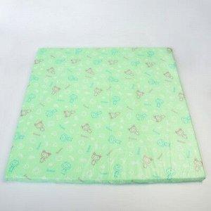 Пеленальный матрасик, цвета МИКС