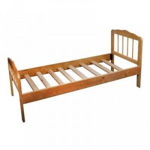 Детская кроватка «Непоседа-3», 165 см ? 65 см ? 80 см., массив берёзы, цвет светлый