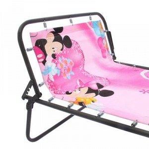 Кровать раскладная детская 145х65х26 см, до 60 кг