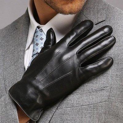 ♕Держим руки, ноги в тепле _25_ — Кожа МУЖСКИЕ — Кожаные перчатки и варежки