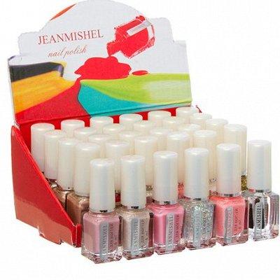 Бутик косметики и парфюмерии. Много новинок — Jeanmishel — отличные бюджетные лаки